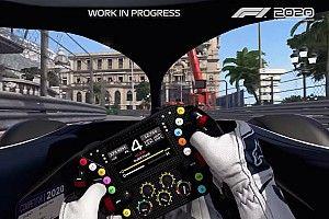 F1 2020: ilyen egy kör Monacóban a játékban (videó)