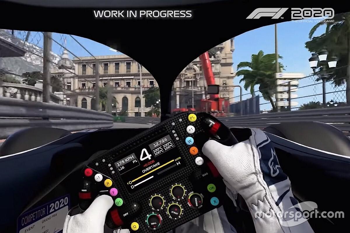 Az F1 érdekelt lenne egy igazi szimulátor kínálatában is a Codemasters hivatalos játéka mellett