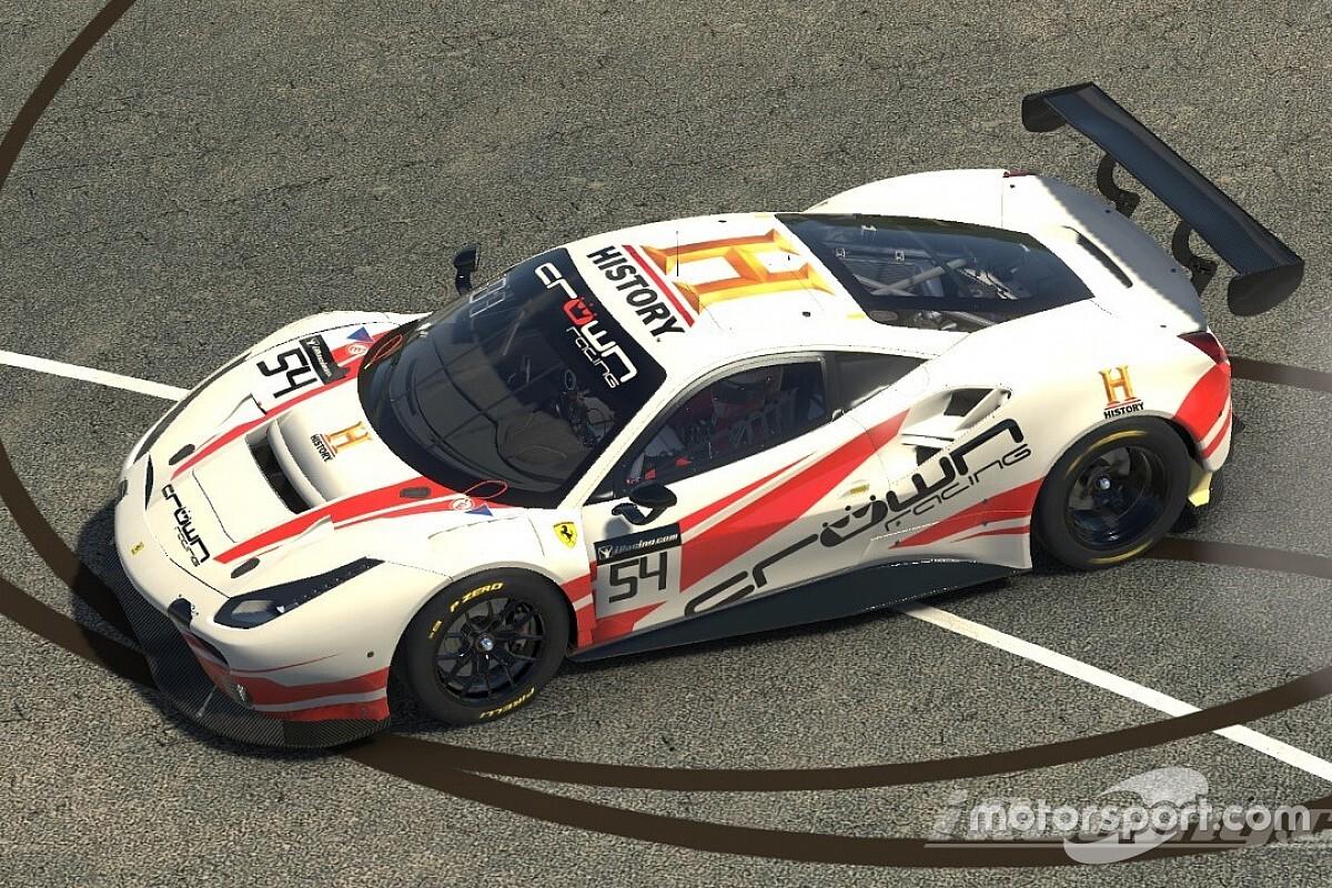 Veja como foi a Seletiva da Crown Racing em automobilismo virtual