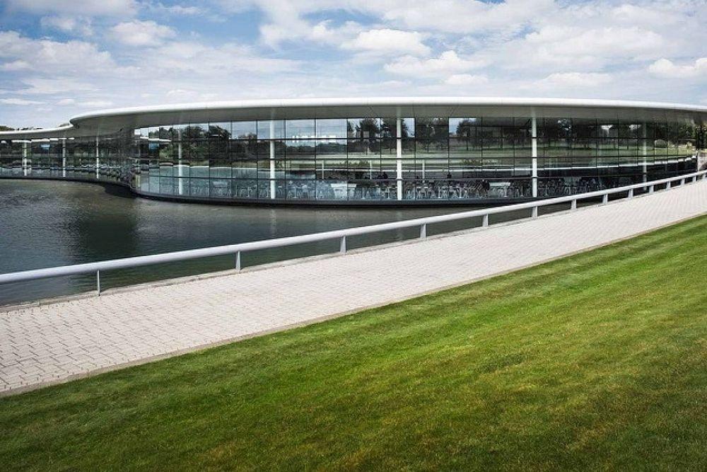 A McLaren eladta alkalmazott technológiai részlegét is