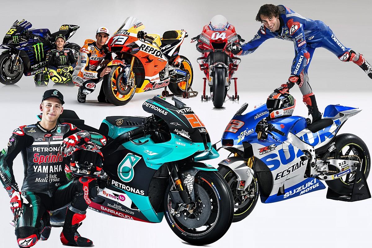 GALERIA: Relembre grid da MotoGP para temporada 2020, que começa neste fim de semana com GP da Espanha em Jerez