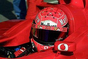 Há 18 anos, no GP do Brasil, Schumi conquistava seu 100º pódio na F1