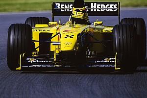 Ilyen lehetne ma a Jordan F1-es festése (kép)