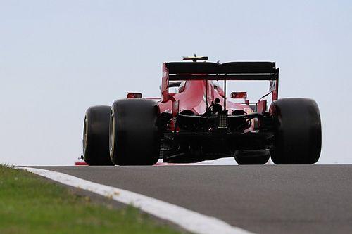 Binotto vê vice-campeonato de 2021 como objetivo possível para Ferrari