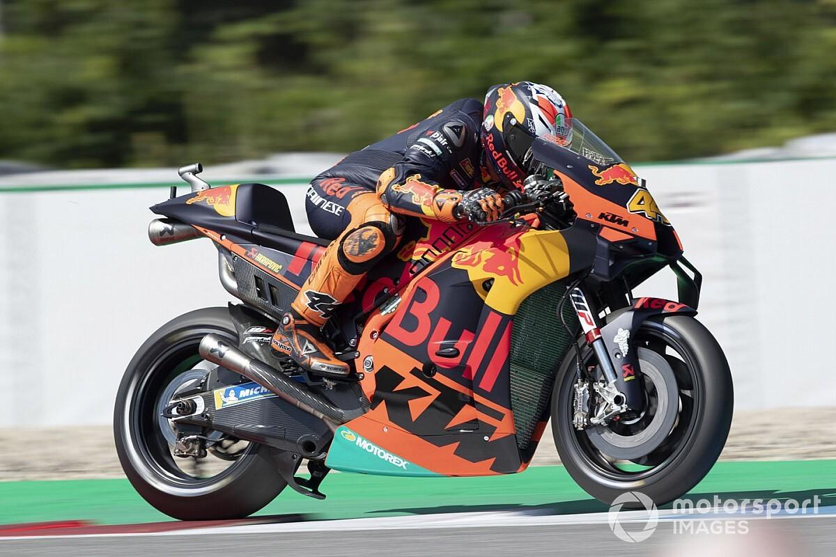 Red Bull Ring MotoGP 1. antrenman: Espargaro ve KTM ilk sırada