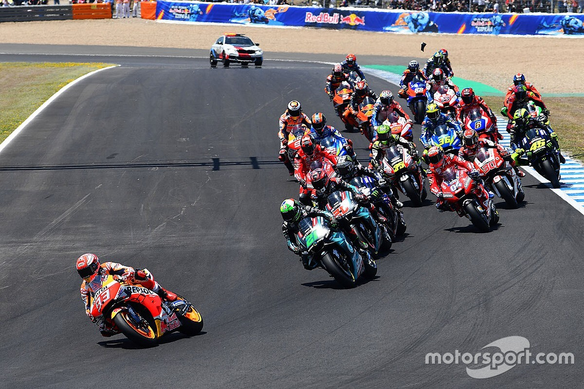 MotoGP rules out running double-header races