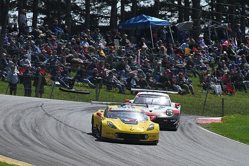 Jan Magnussen: Runner-up spot at Mid-Ohio puts us in title hunt
