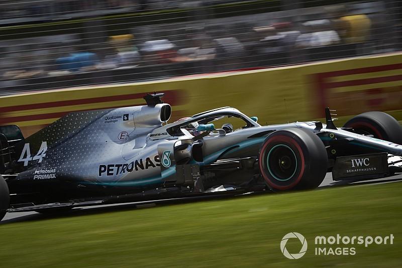 Hamilton: Ferrari has power mode Mercedes doesn't have