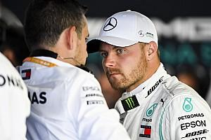 Bottas sugiere ir a Ferrari si no renueva con Mercedes