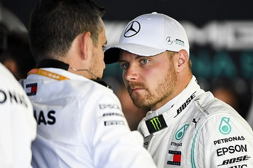 "Canada a ""wake-up"" call in F1 title fight - Bottas"