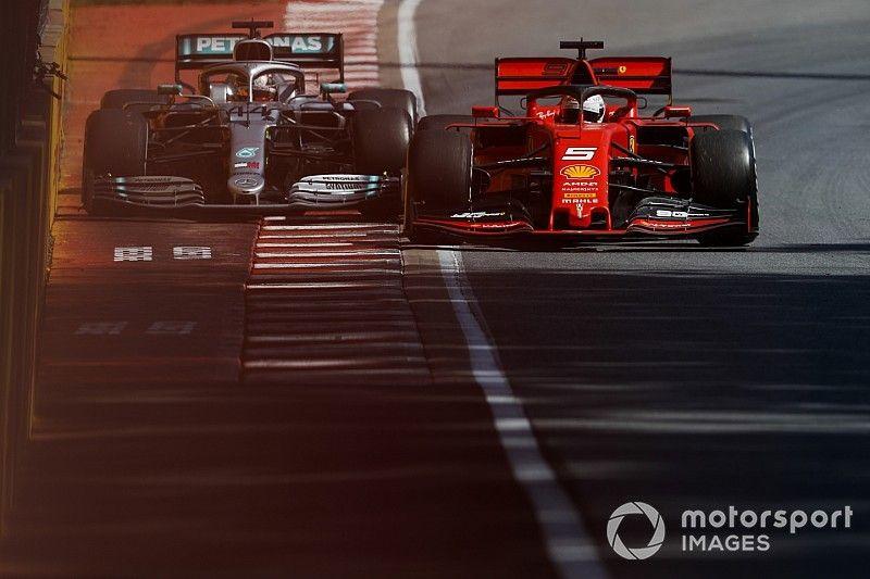 """Vettel penalty """"fully deserved,"""" says Rosberg"""
