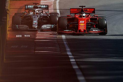 Ferrari notifica a la FIA que apelará la sanción de Vettel