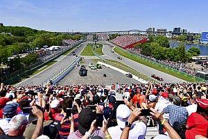 F1カナダGPの延期が決定。再開は6月末のフランスGP? 新型コロナ影響は9レース目に