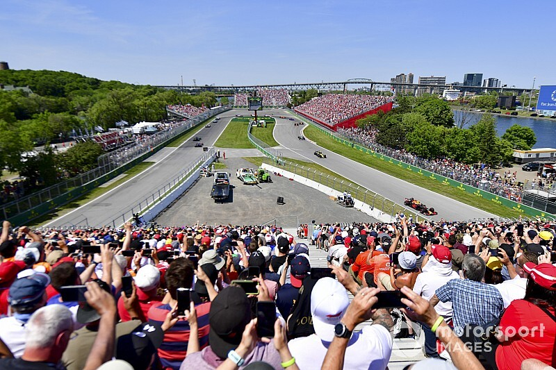 Canadian GP joins list of postponed F1 races