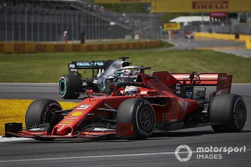 Ferrari a demandé une révision de la pénalité infligée à Vettel