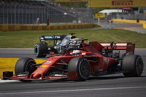 Verzoek Ferrari afgewezen, Hamilton behoudt zege Canadese GP