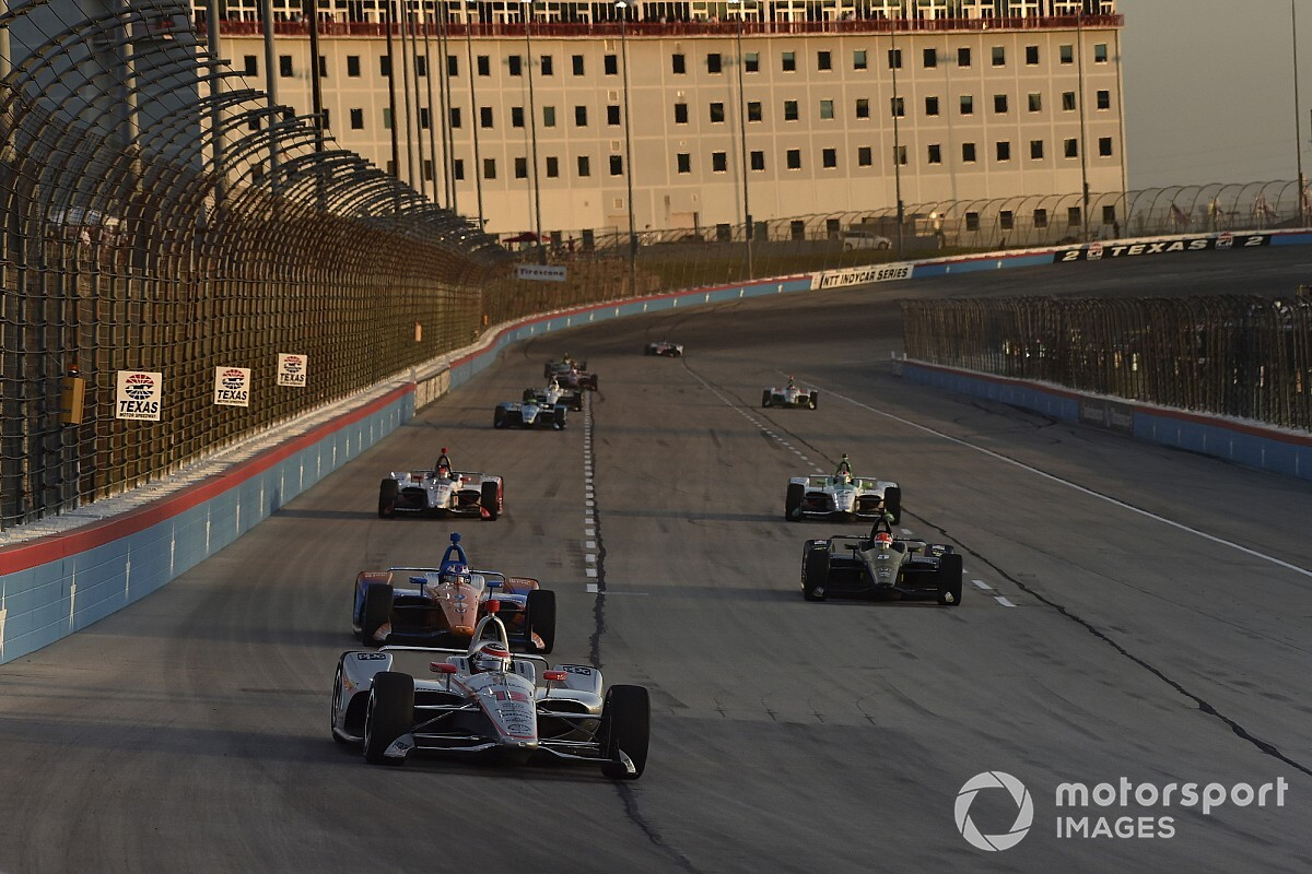 IndyCar confirms 2020 season will start at Texas without fans