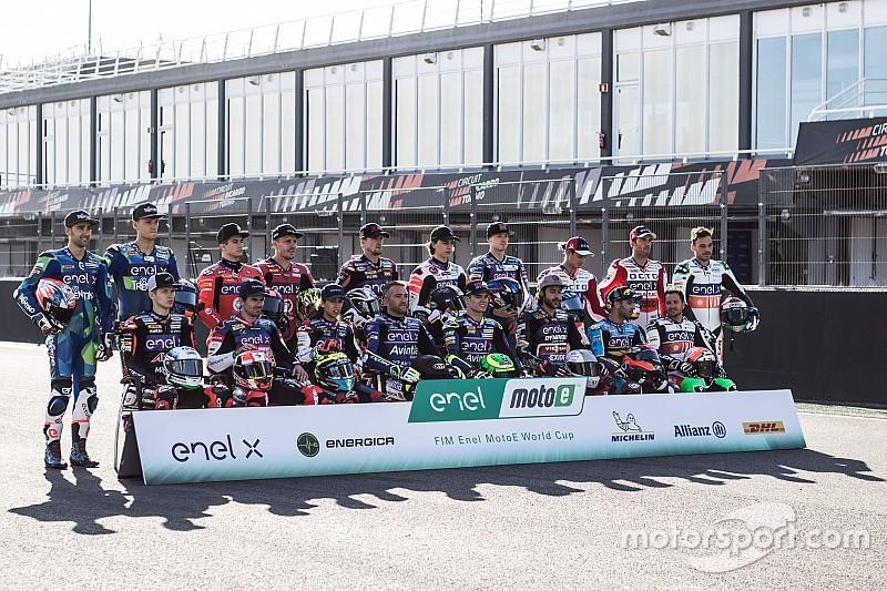 Garzó se impone en el primer simulacro de clasificación de MotoE