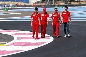 """Leclerc: """"Amíg van matematikai esély, a Ferrari nem adja fel"""""""