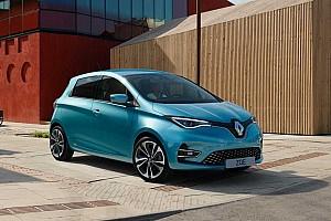 Renault оновила та збільшила запас ходу електрокара Zoe