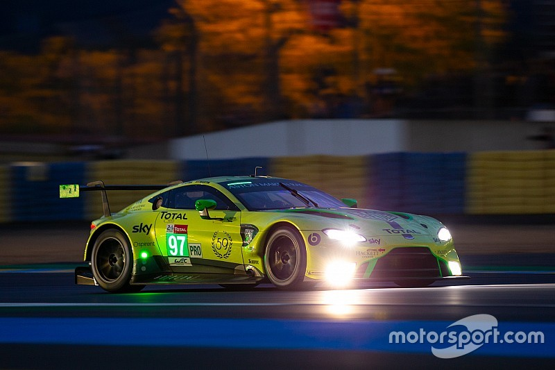 Aston Martin попробует заманить Ферстаппена на «24 часа Ле-Мана»