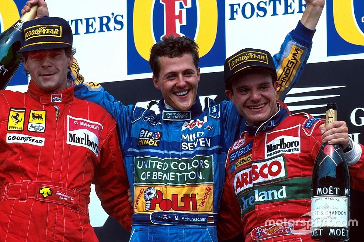 EXCLUSIVO: Empresário revela que manobra de Briatore na hora H impediu Barrichello de substituir Schumacher na Benetton