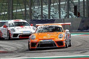 Des invités victorieux lors de l'ouverture de la Porsche GT3 Cup Challenge Suisse