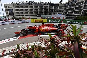 Відео: аварія Феттеля у третій практиці Гран Прі Монако