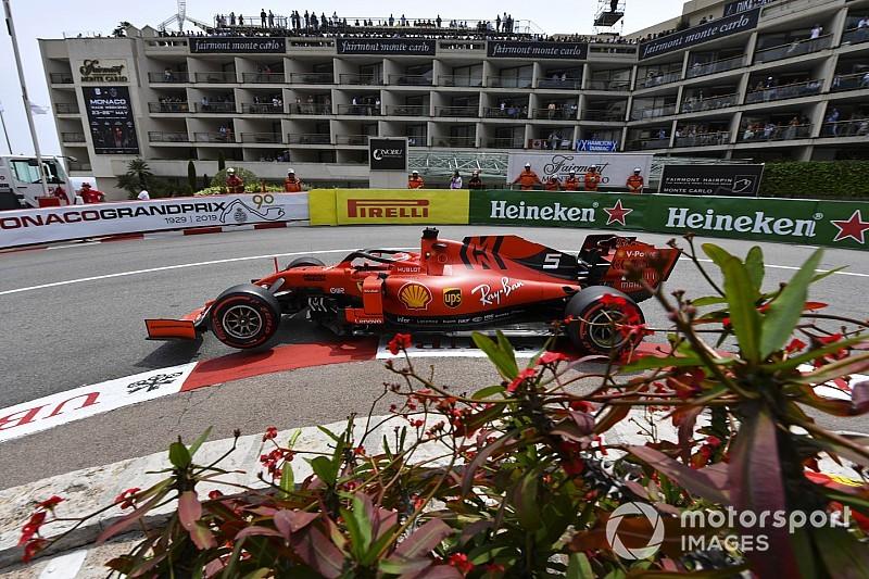 Galeri: Monaco GP sıralama turlarından kareler