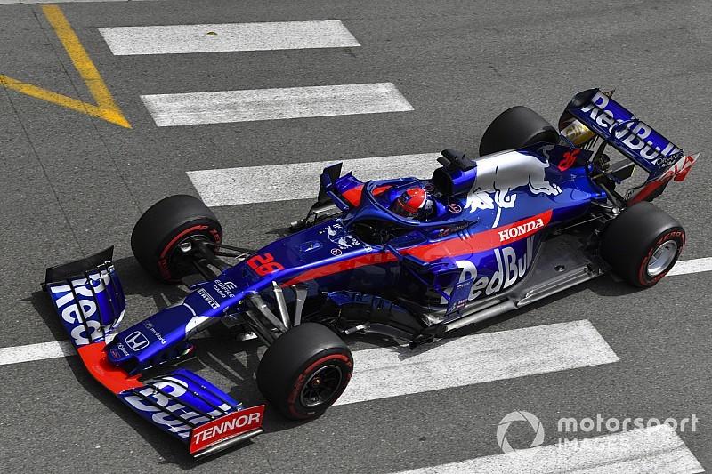 Kvyat, Toro Rosso'nun gelişiminden memnun kaldı