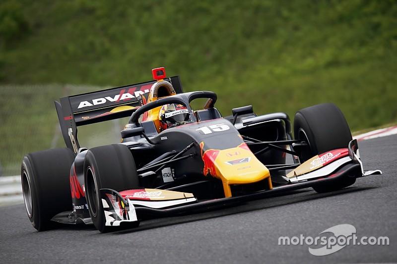 F1テストから直行のダニエル・ティクトゥム「時差ボケとか全然問題ない」