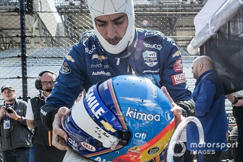 Alonso nagyon lassú volt az Indy 500 időmérője előtt: mi lesz most?