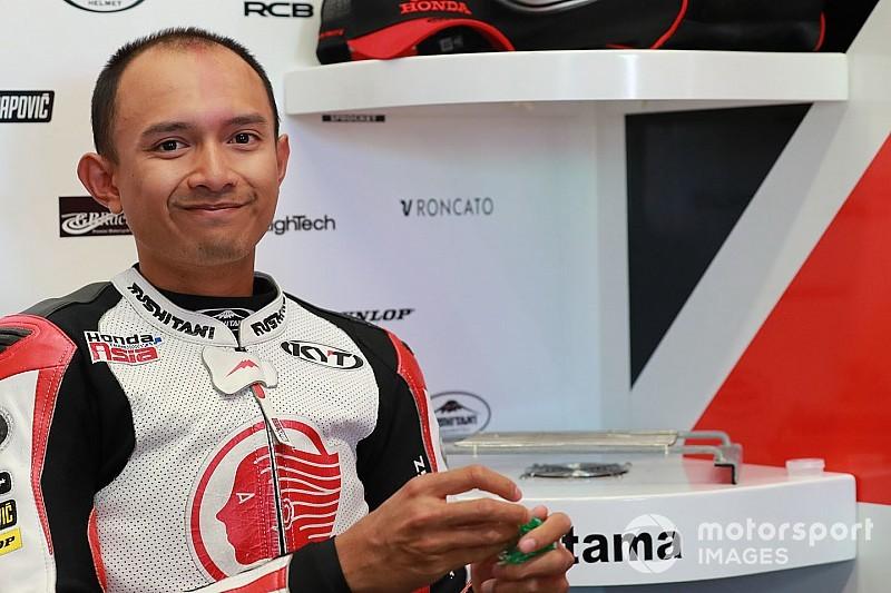 Dimas Ekky optimistis tatap Moto2 Catalunya