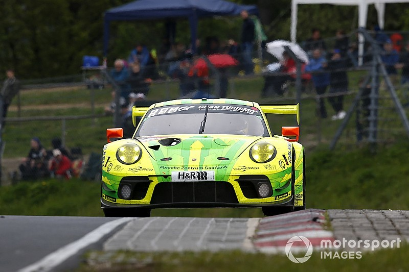 Porsche wygrało Q2