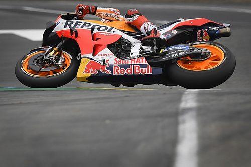 FP1 MotoGP Italia: Marquez tercepat, Lorenzo terseok