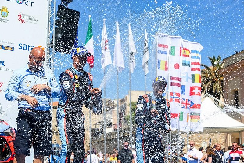 Las mejores fotos de la segunda victoria de Sordo en el WRC