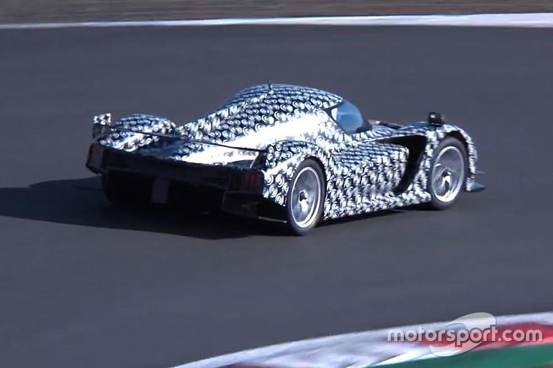 La nouvelle hypercar Toyota GR Super Sport déjà en test!