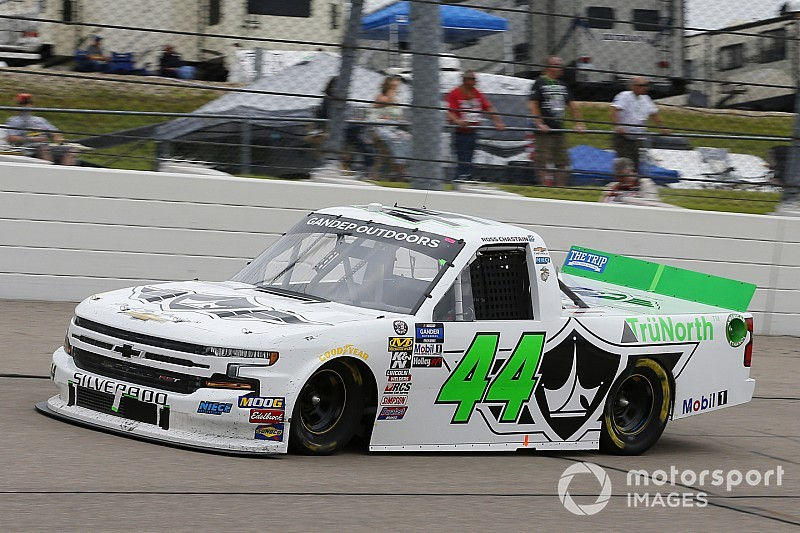 Ross Chastain's Iowa disqualification upheld after appeal