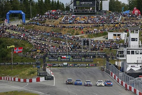 Pembuka di Norwegia Batal, Portugal Seri Penutup World RX