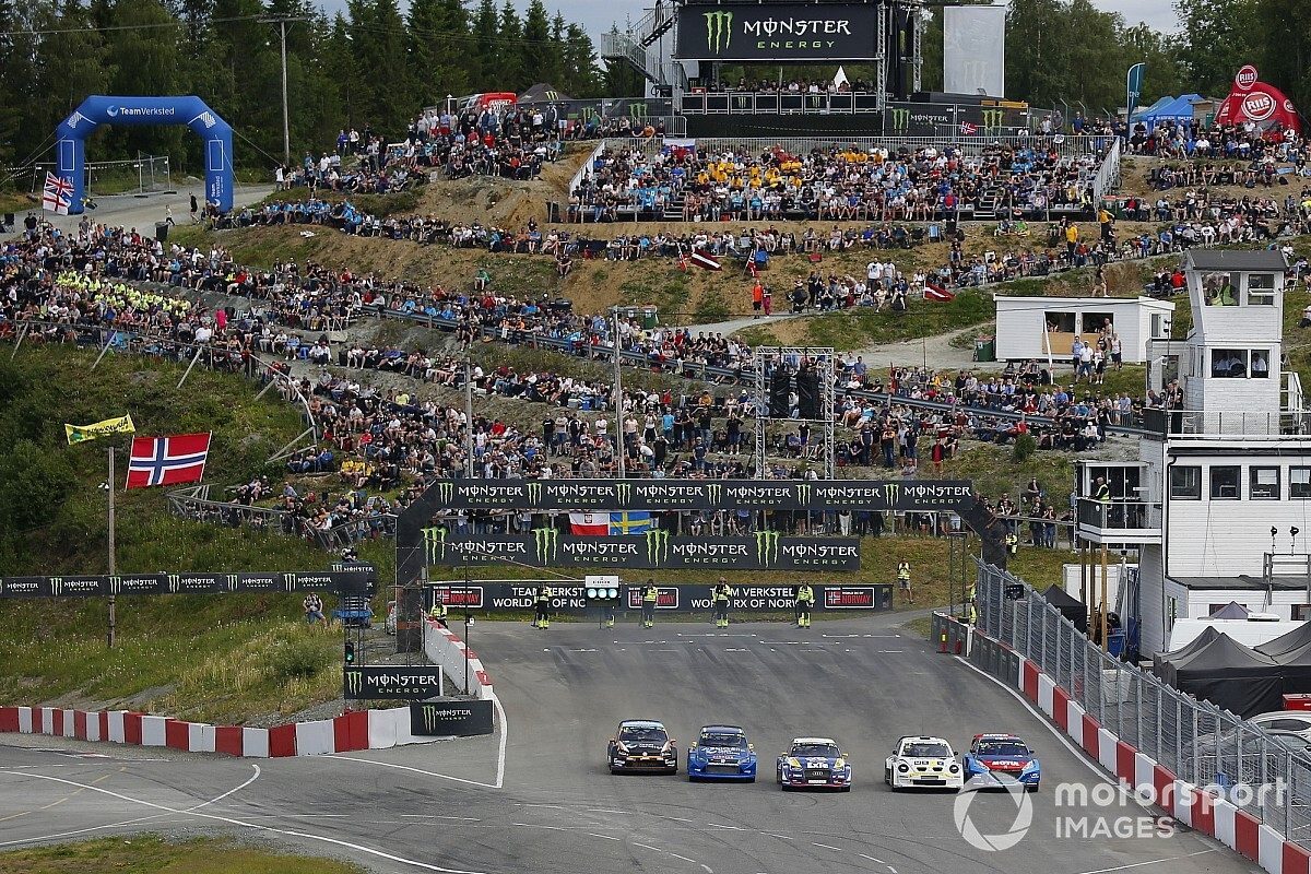 World RX's Norway opener cancelled, new Portugal finale added thumbnail