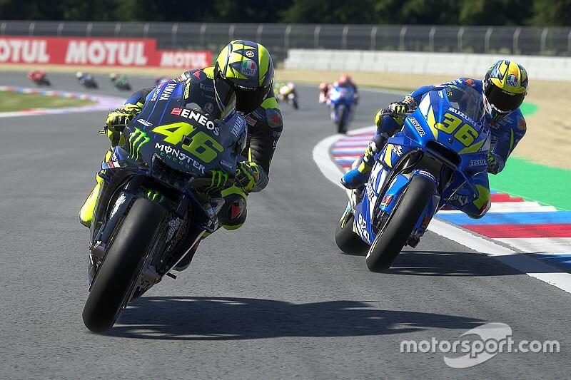 Los pilotos de MotoGP elogian los eSports