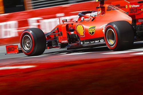 Vettel pense que Mercedes reste bien plus rapide que Ferrari