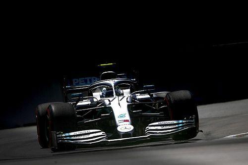 A Mercedesnél a versenytempóban bíznak
