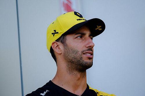 Villeneuve : Ricciardo méritait une pénalité, pas Vettel
