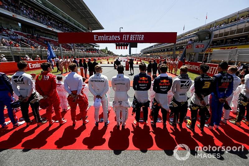 La parrilla de F1 para 2020: pilotos y equipos