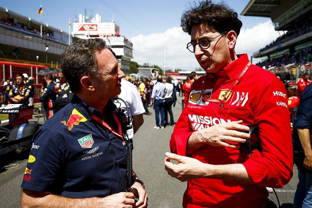 Ferrari, 2022'de motorların dondurulmasına karşı çıkıyor, Red Bull ayrılma tehdidinde bulunuyor