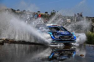 Fotogallery WRC: l'ultima giornata di gara del Rally Italia Sardegna 2019
