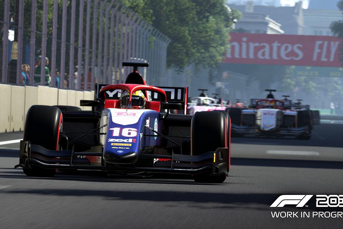 Formula 2 ve Formula 3 de sanal yarış düzenleyecek