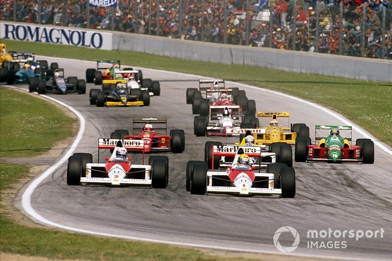 Hace 30 años comenzaba la rivalidad entre Senna y Prost