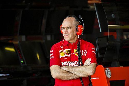 Ferrari wil takenpakket van rijderscoach Jock Clear uitbreiden
